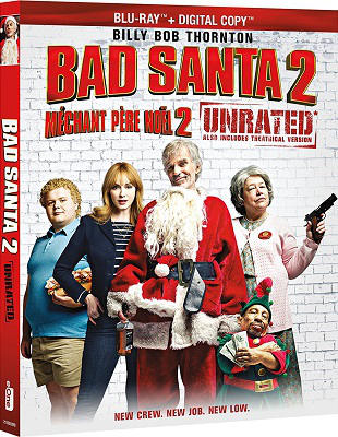 Bad Santa 2 BLURAY 1080p FRENCH