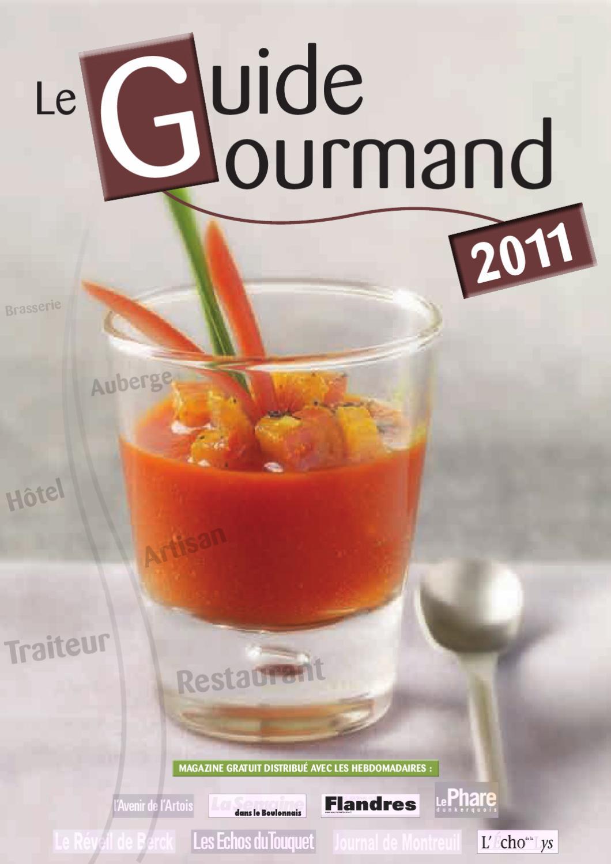 télécharger Le Guide Gourmand 2011 - Littoral Nord Pas de Calais