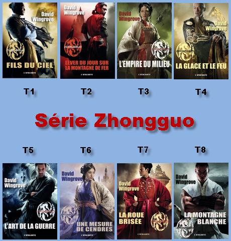 Wingrove, David - [Zhongguo T1, T2, T3]