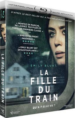La Fille du train bluray 1080p truefrench