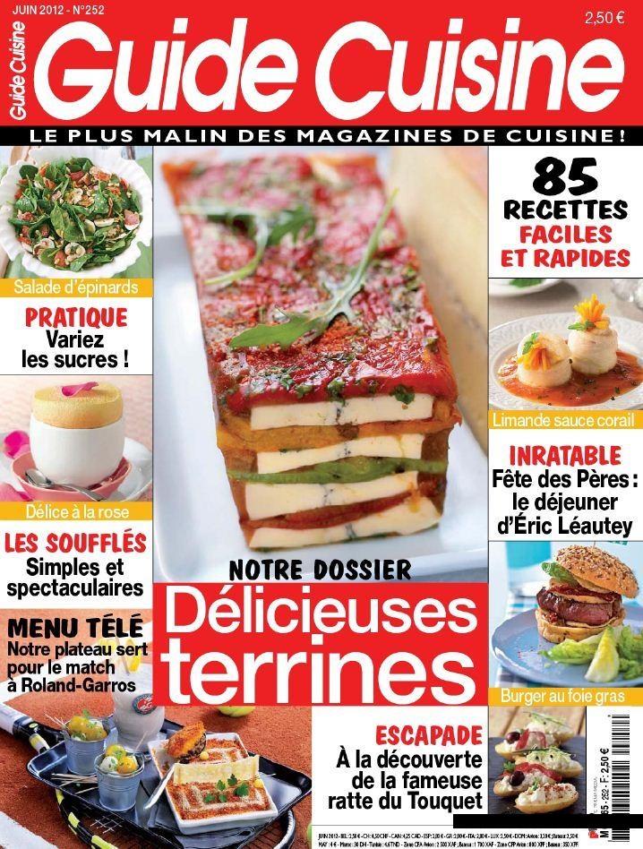 Guide Cuisine N°252 - 85 Recettes Faciles et Rapides