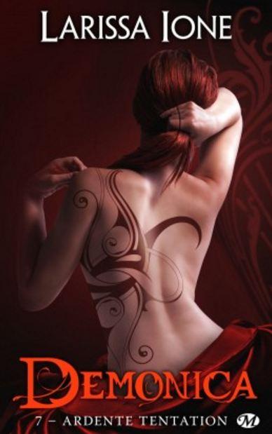 télécharger Demonica - Tome 7 - Ardente tentation - Larissa Ione