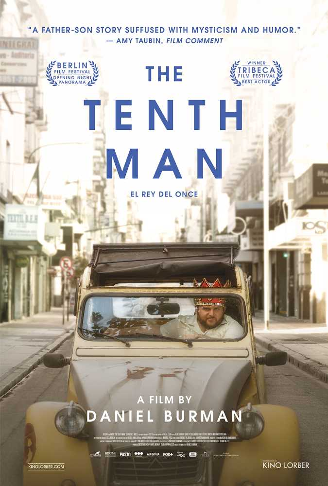 The Tenth Man aka El rey del Once (2016) poster image