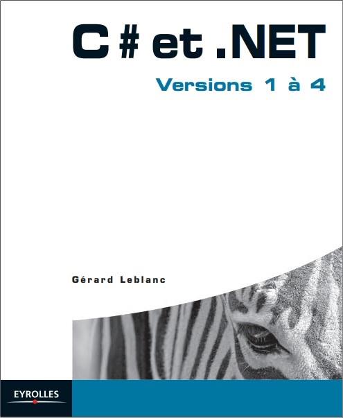télécharger C# et .Net : Versions 1 à 4