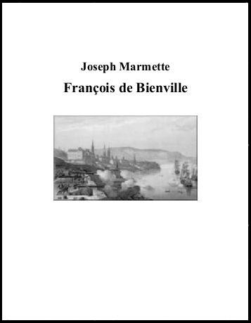 Francois de Bienville - Marmette