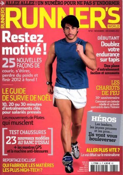 Runner's World N°32 - Restez motivé !