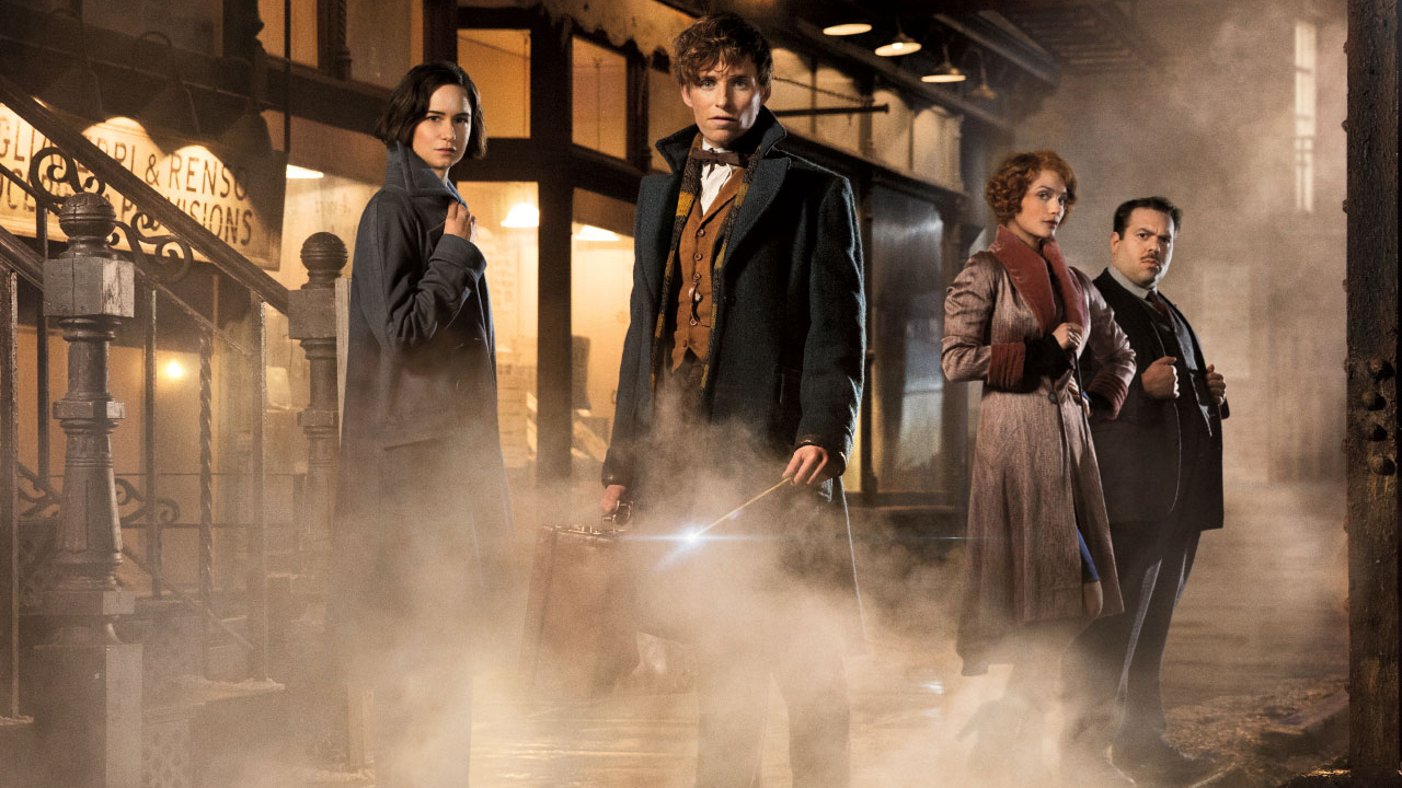 Fantastic Beasts and Where to Find Them (2016) image