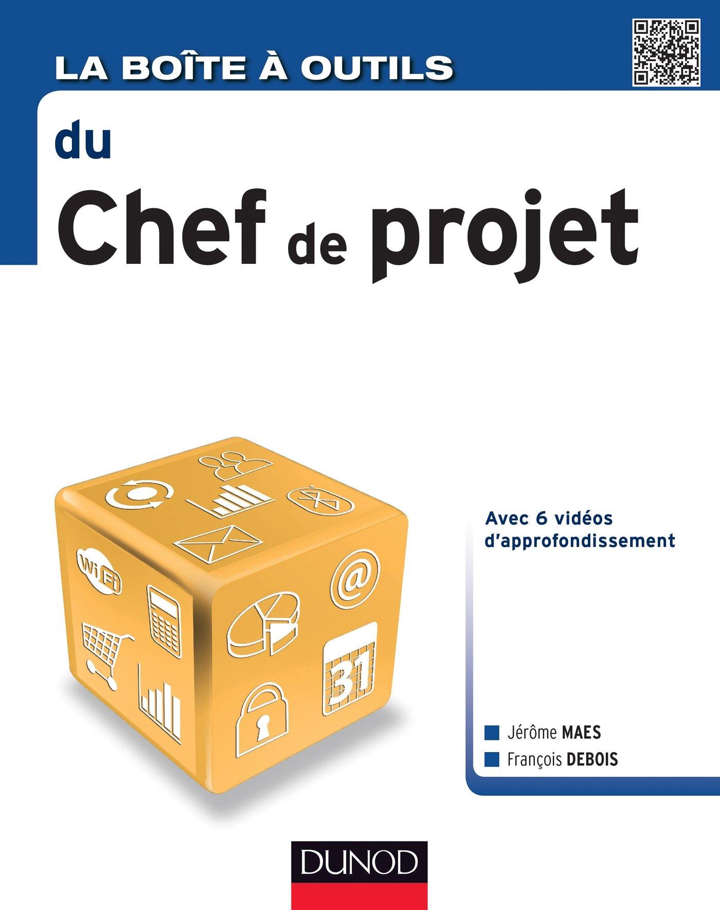 télécharger La Boîte à outils du Chef de projet