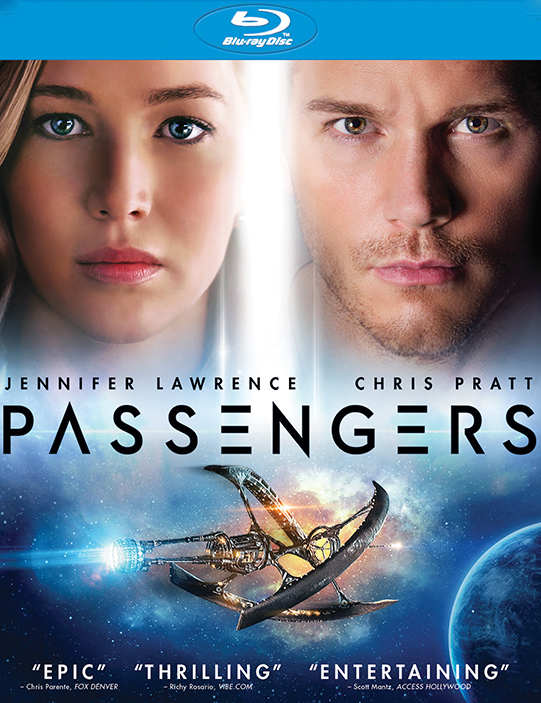 Passengers (2016) poster image