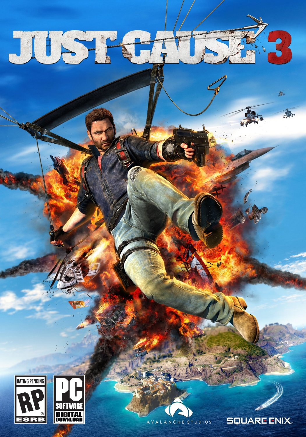 Poster for Just Cause 3
