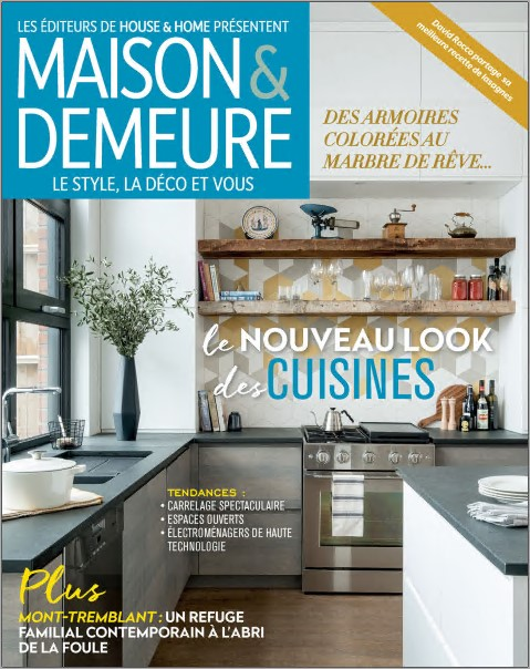 Maison & Demeure - Mars 2017