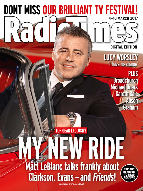 Radio Times – 4-10 March 2017