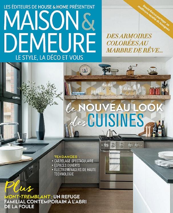 Maison et Demeure - Mars 2017