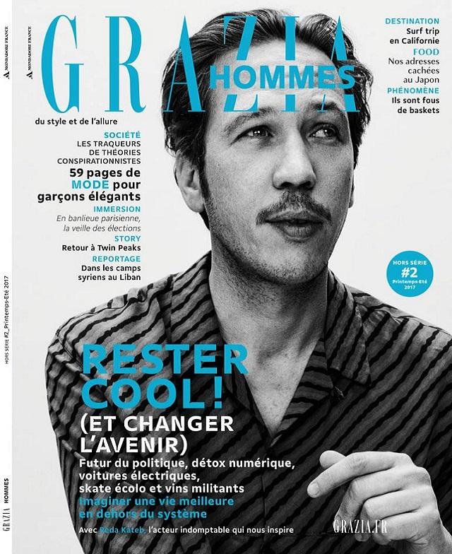 télécharger Grazia Hors Série Hommes N°2 - Printemps-Été 2017