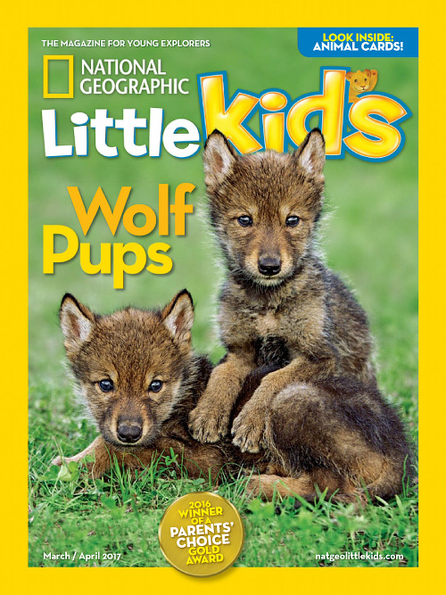 National Geographic Little Kids – March/April 2017