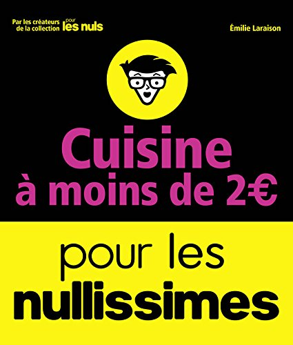 télécharger Cuisine à moins de 2 euros pour les nullissimes (2017) - Emilie Laraison