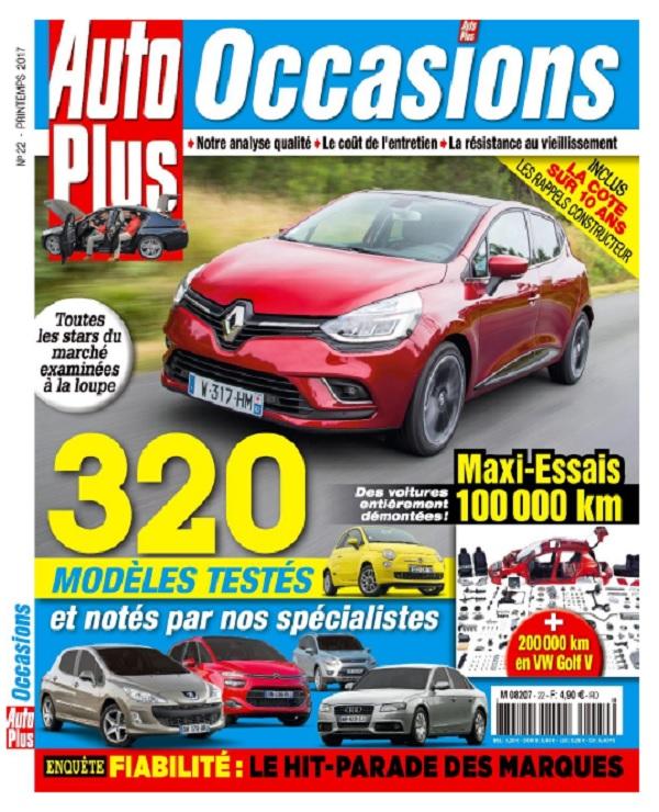 télécharger Auto Plus Occasions N°22 - Printemps 2017