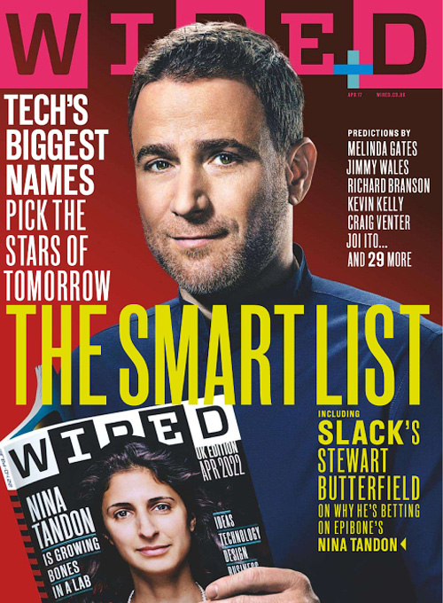 Wired UK – April 2017