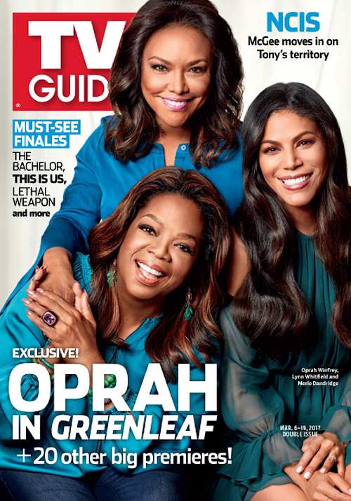 TV Guide USA – March 6, 2017