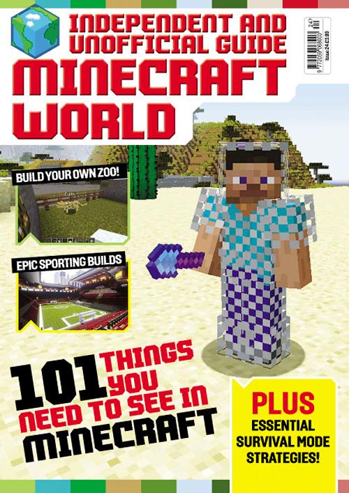 Minecraft World – Issue 24, 2017