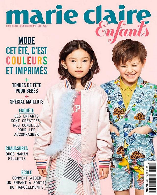 télécharger Marie Claire Enfants Hors Série N°14 - Printemps-Été 2017