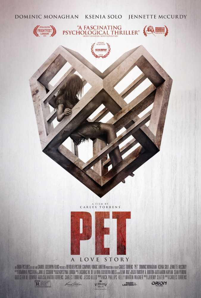 Pet (2016) poster image