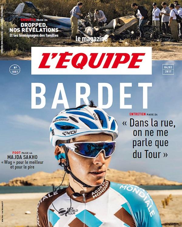télécharger L'Equipe Magazine N°1807 Du 4 Mars 2017