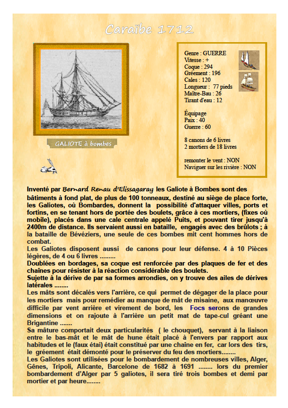Classes de navires et historique.......... 170304023345672181