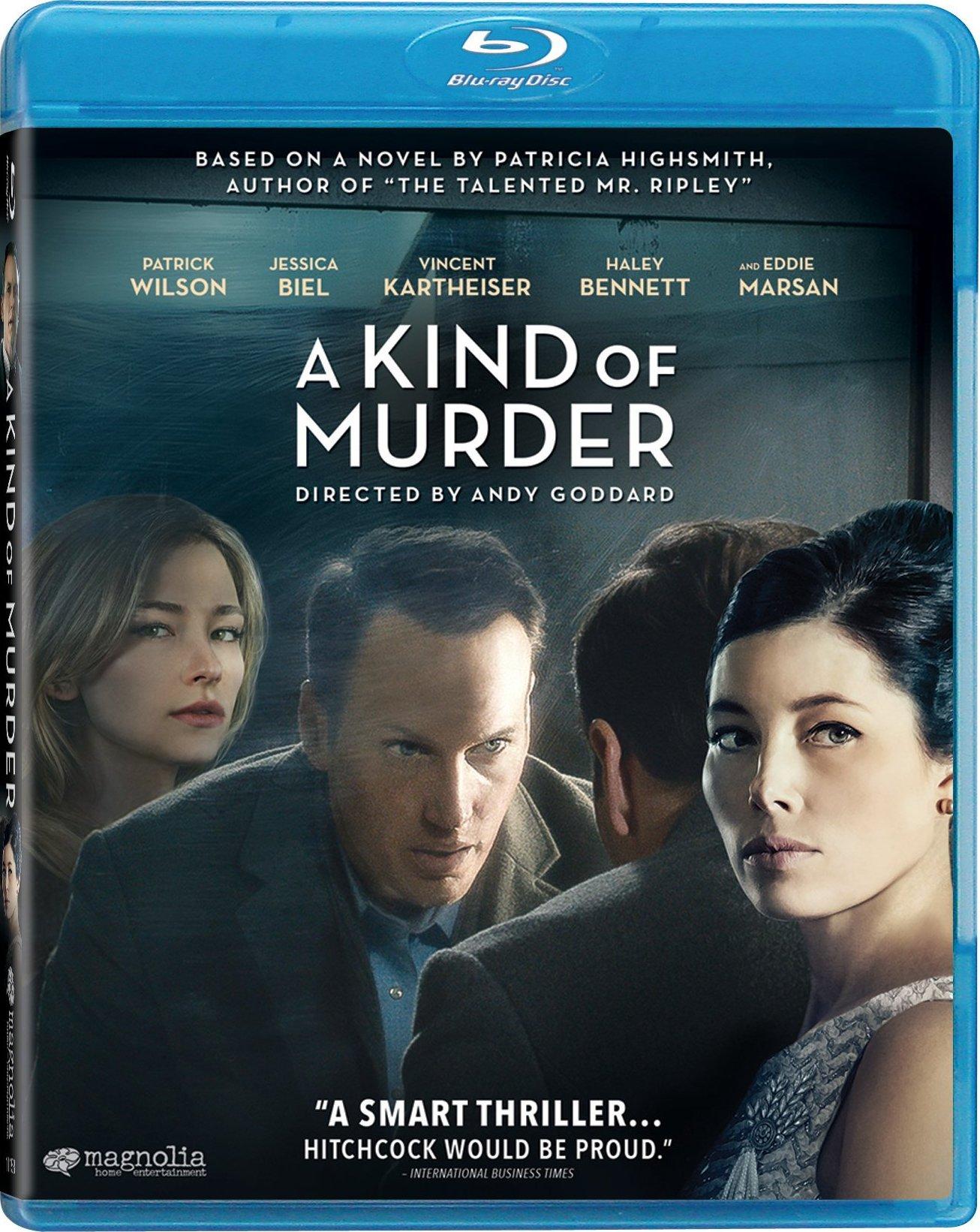 A Kind of Murder (2016) poster image