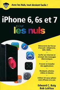 télécharger iPhone 6 et 6S et 7 ed iOS 10 poche pour les Nuls (2017)