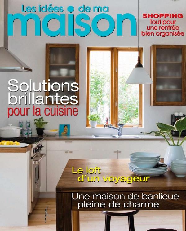 Les id es de ma maison n 276 solutions brillantes pour for Idees de ma maison magazine