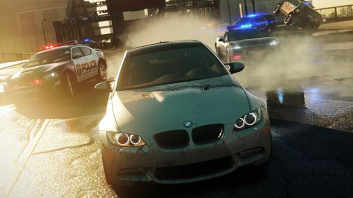 Need for Speed Most Wanted Limited Edition image 3