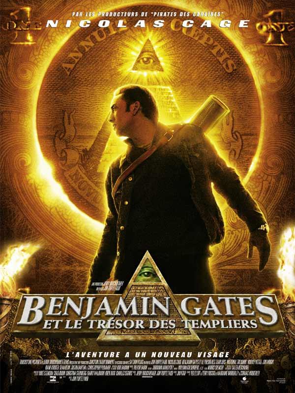 benjamin gates et le trésor des templiers dvdrip