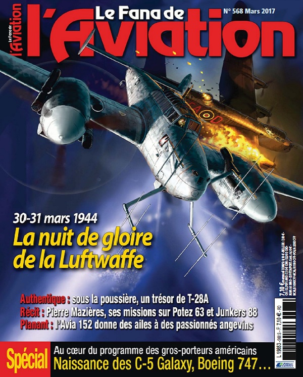 télécharger Le Fana De L'Aviation N°568 - Mars 2017