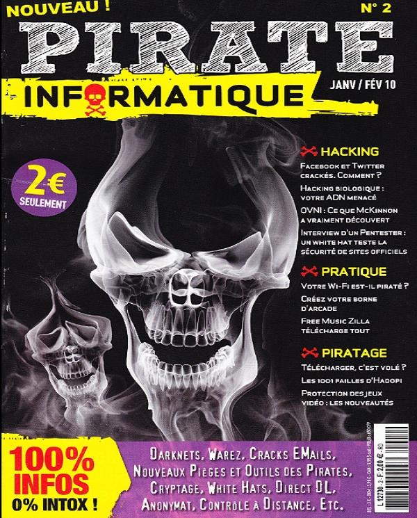 télécharger Pirate Informatique N°2