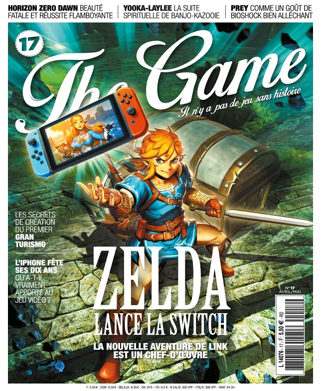 télécharger The Game N°17 - Avril-Mai 2017