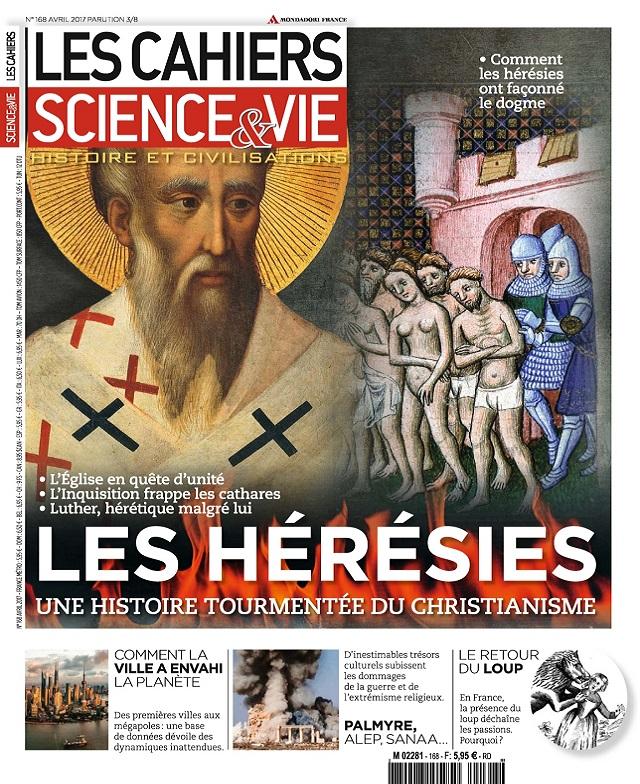 télécharger Les Cahiers de Science et Vie N°168 - Avril 2017