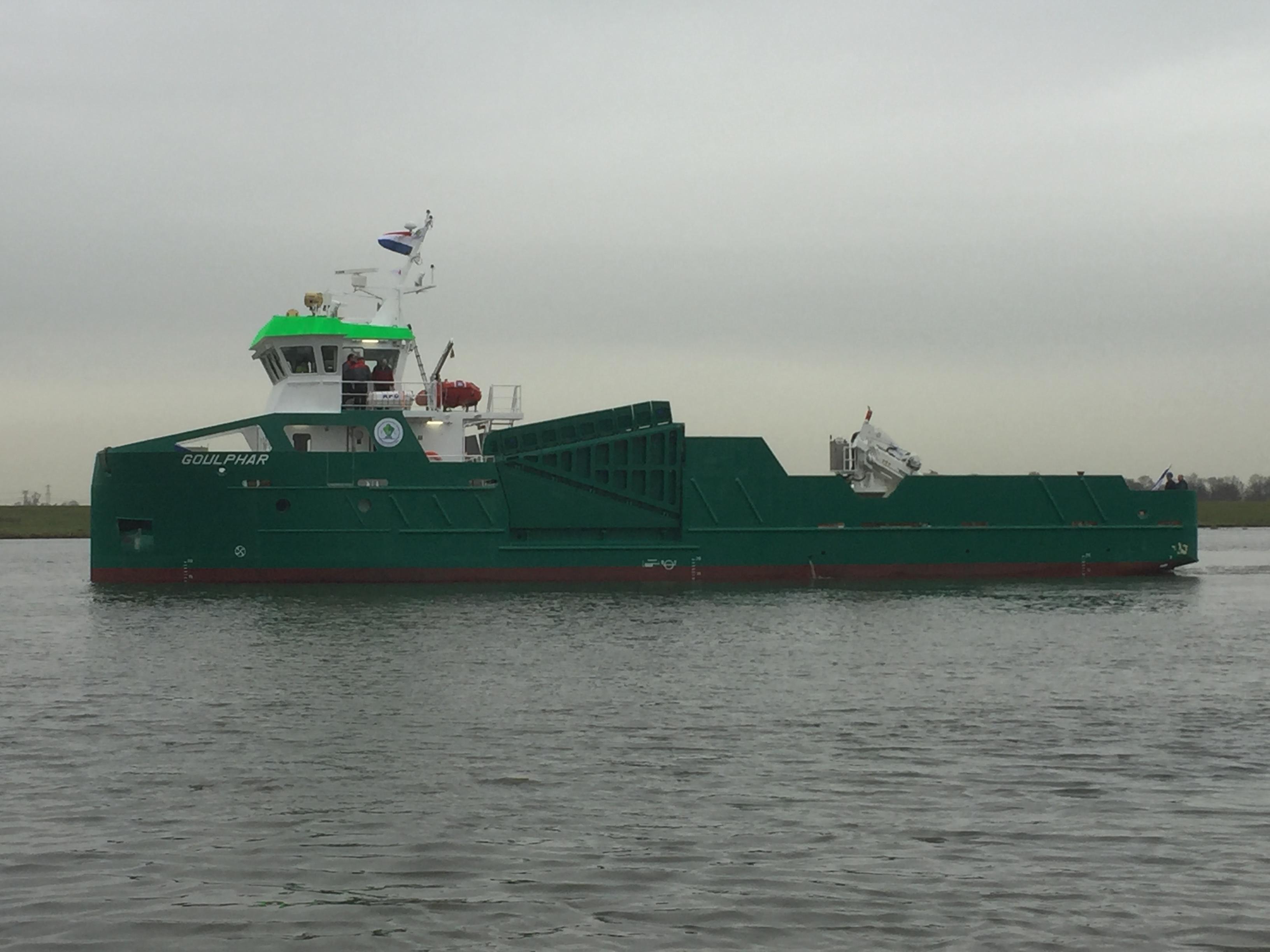 Goulphar nouveau bateau pour TMC  170308034735753549
