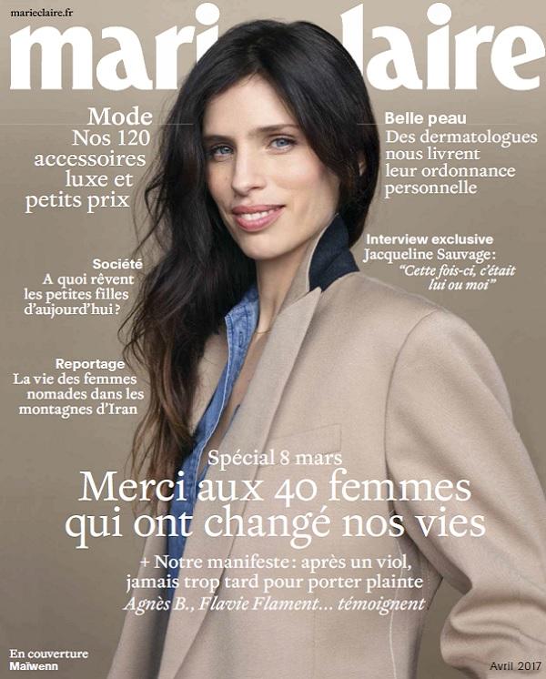 télécharger Marie Claire N°776 - Avril 2017