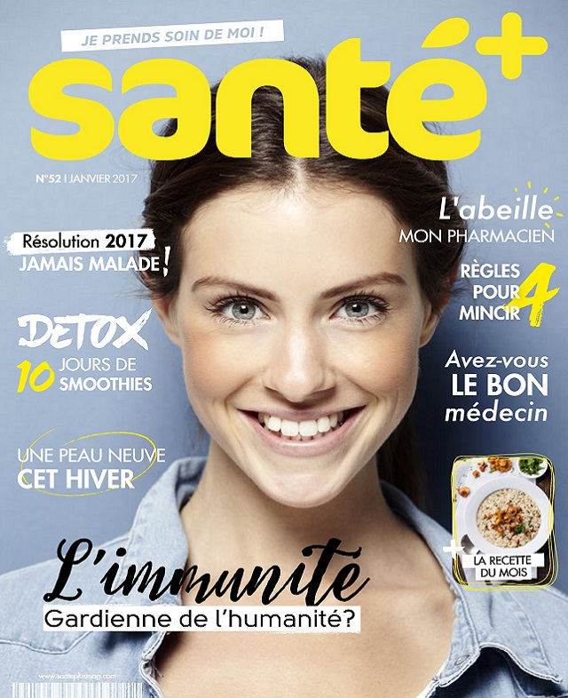 télécharger Santé+ N°52 - Janvier 2017