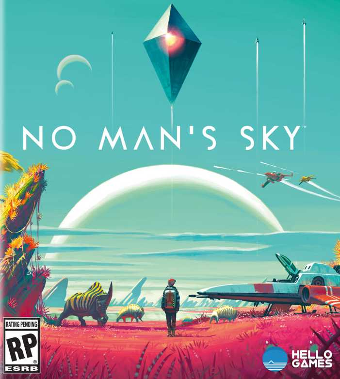 Poster for No Man's Sky