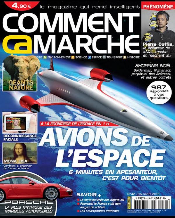 télécharger Comment Ça Marche N°42 - Avions De L'Espace