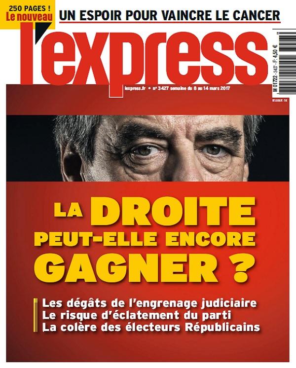 télécharger L'Express N°3427 Du 8 au 14 Mars 2017