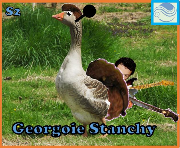 Georgoie Stanchy