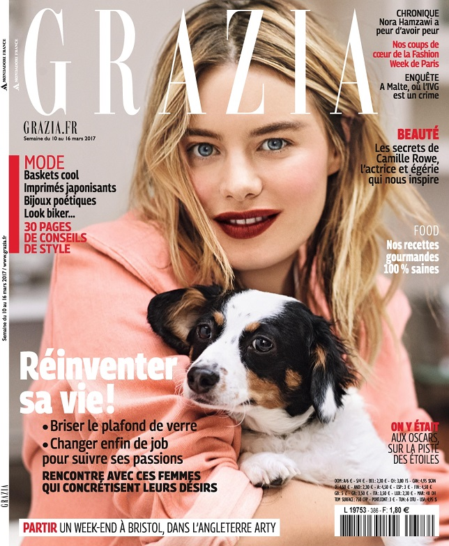 télécharger Grazia N°386 Du 10 au 16 Mars 2017