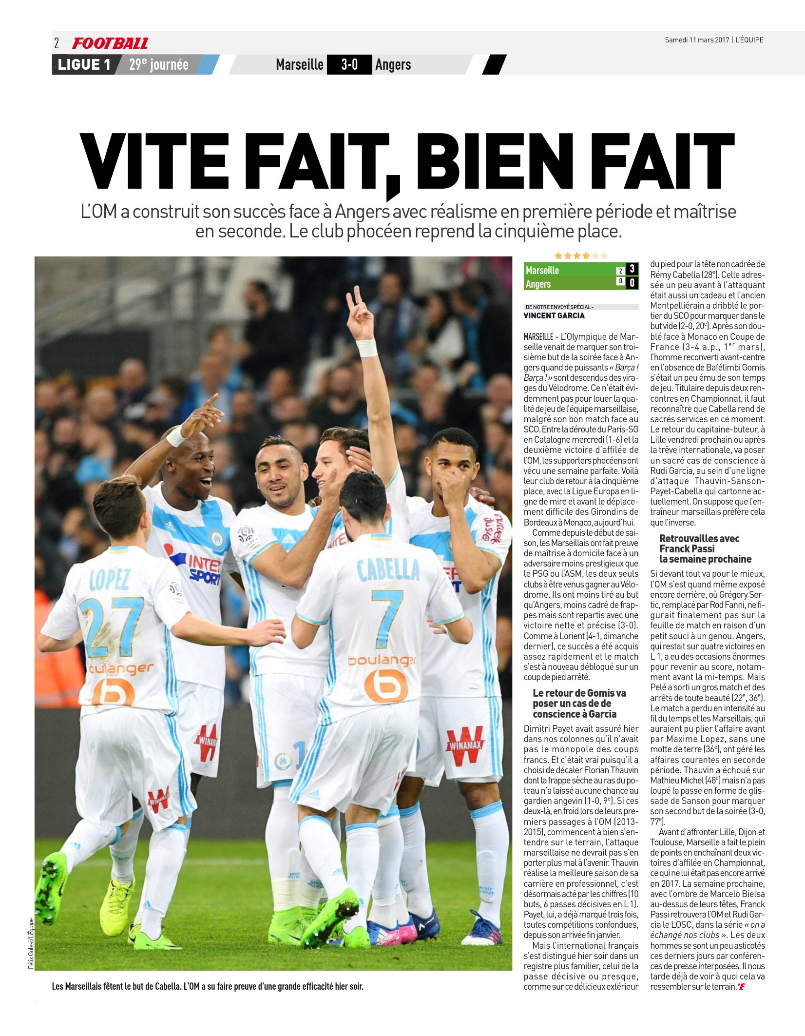 [OM - Angers] On continue ? {3-0} - Page 2 170311013726274413