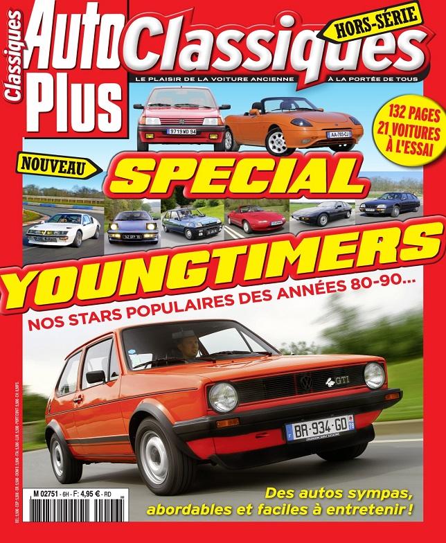 télécharger Auto Plus Classiques Hors Série N°6 - Mars-Mai 2017