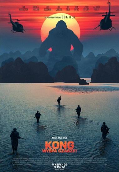 Kong: Wyspa Czaszki / Kong: Skull Island (2017) PL.WEB-DL.XviD-KiT / Lektor PL
