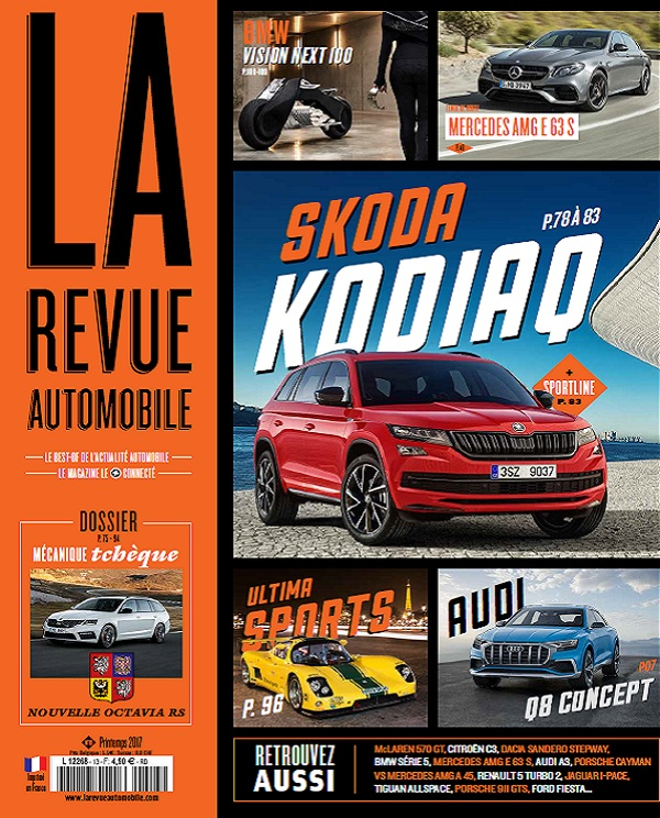 télécharger La Revue Automobile N°13 - Printemps 2017