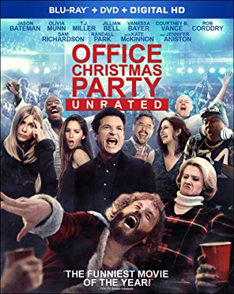 Office Christmas Party (2016) poster image
